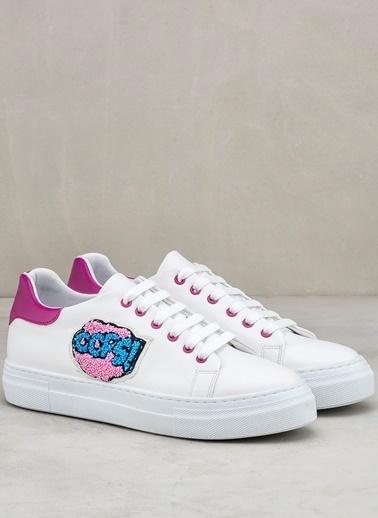 Elle Sneaker Beyaz